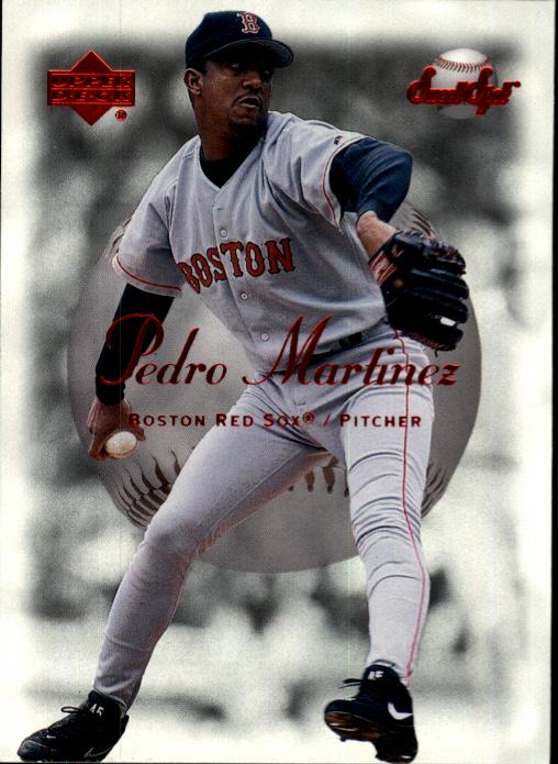 2001 Sweet Spot #17 Pedro Martinez