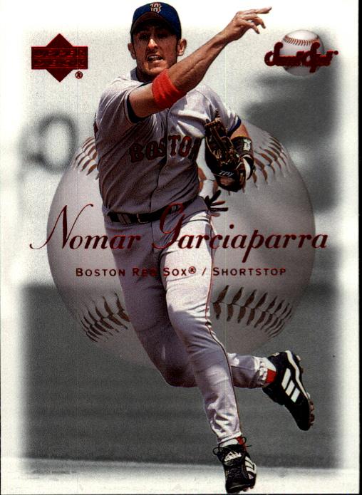 2001 Sweet Spot #18 Nomar Garciaparra