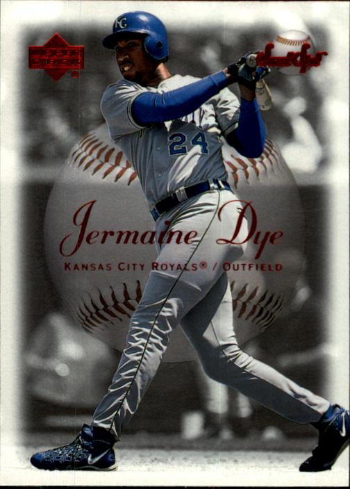 2001 Sweet Spot #20 Jermaine Dye
