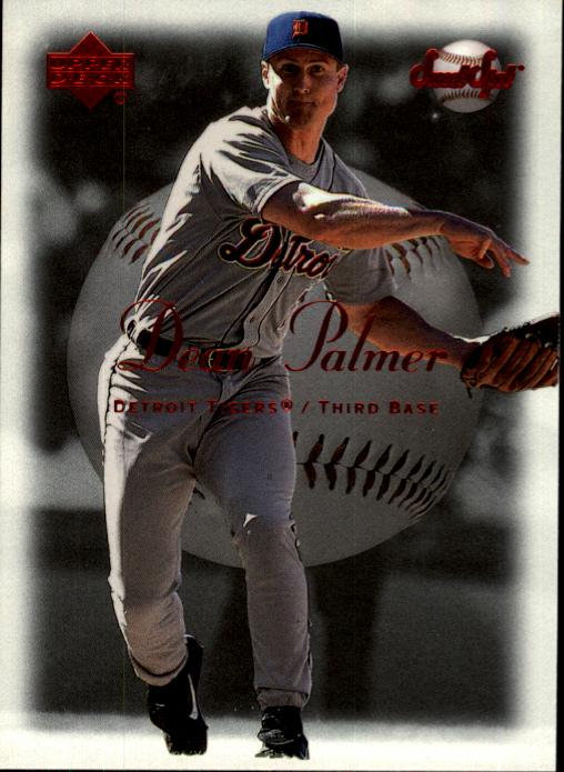 2001 Sweet Spot #22 Dean Palmer