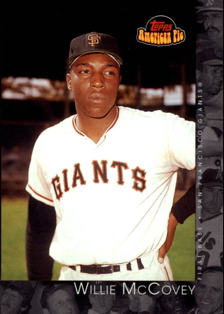 2001 Topps American Pie #92 Willie McCovey