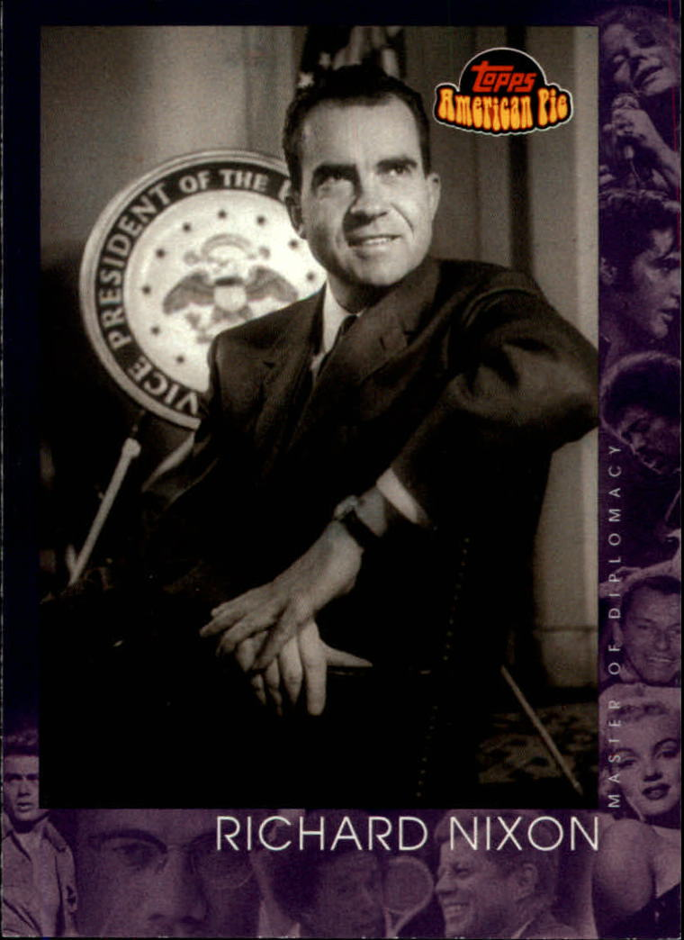 2001 Topps American Pie #146 Richard Nixon