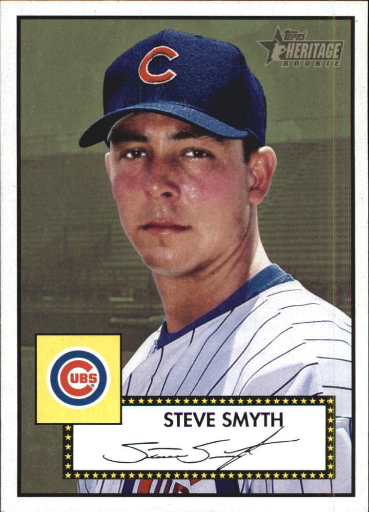 2001 Topps Heritage #290 Steve Smyth RC