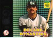 2001 Upper Deck Decade 1970's Dynasties #D10 Reggie Jackson