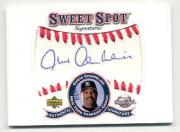 2001 Sweet Spot Signatures #SCB Chris Chambliss