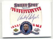 2001 Sweet Spot Signatures #SCD Carlos Delgado
