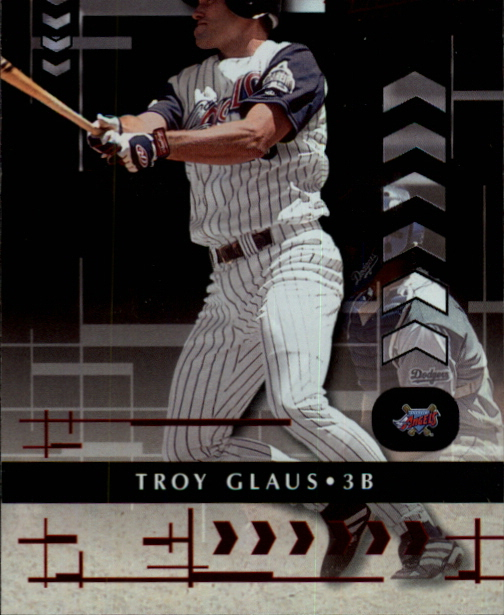 2001 Absolute Memorabilia #6 Troy Glaus