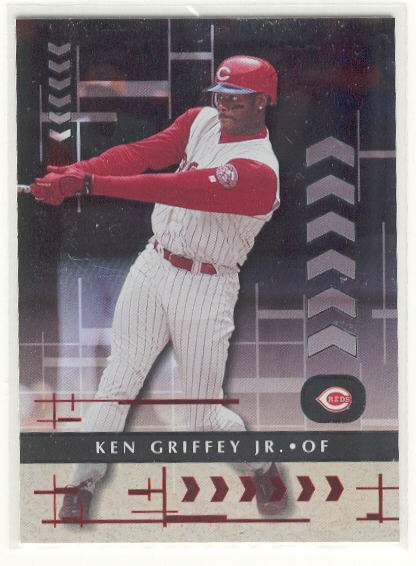 2001 Absolute Memorabilia #13 Ken Griffey Jr.