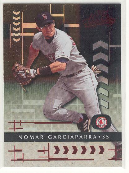 2001 Absolute Memorabilia #17 Nomar Garciaparra