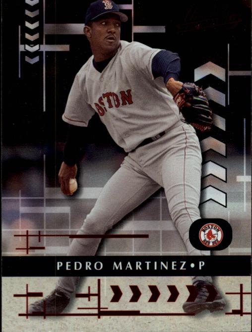 2001 Absolute Memorabilia #18 Pedro Martinez