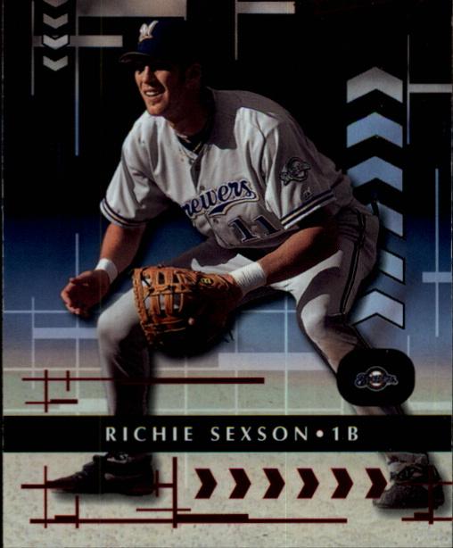 2001 Absolute Memorabilia #132 Richie Sexson