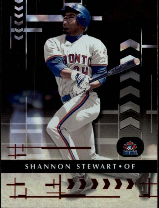 2001 Absolute Memorabilia #136 Shannon Stewart