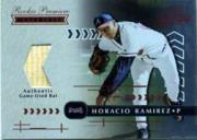 2001 Absolute Memorabilia #179 Horacio Ramirez RPM RC