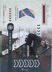 2001 Absolute Memorabilia #195 Ichiro Suzuki RPM RC