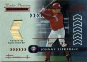 2001 Absolute Memorabilia #198 Johnny Estrada RPM RC