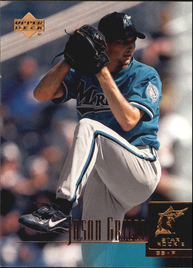 2001 Upper Deck #18 Jason Grilli SR