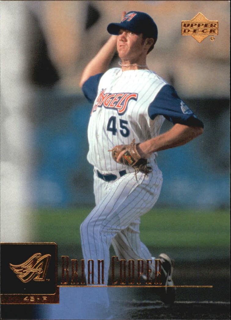 2001 Upper Deck #49 Brian Cooper