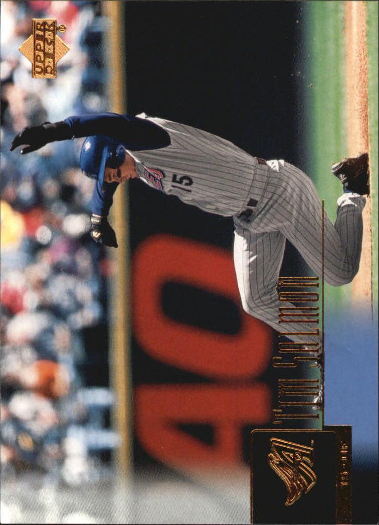 2001 Upper Deck #50 Tim Salmon
