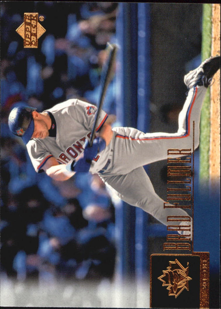 2001 Upper Deck #64 Brad Fullmer