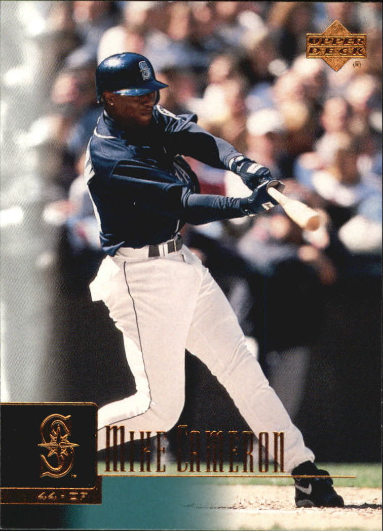 2001 Upper Deck #84 Mike Cameron