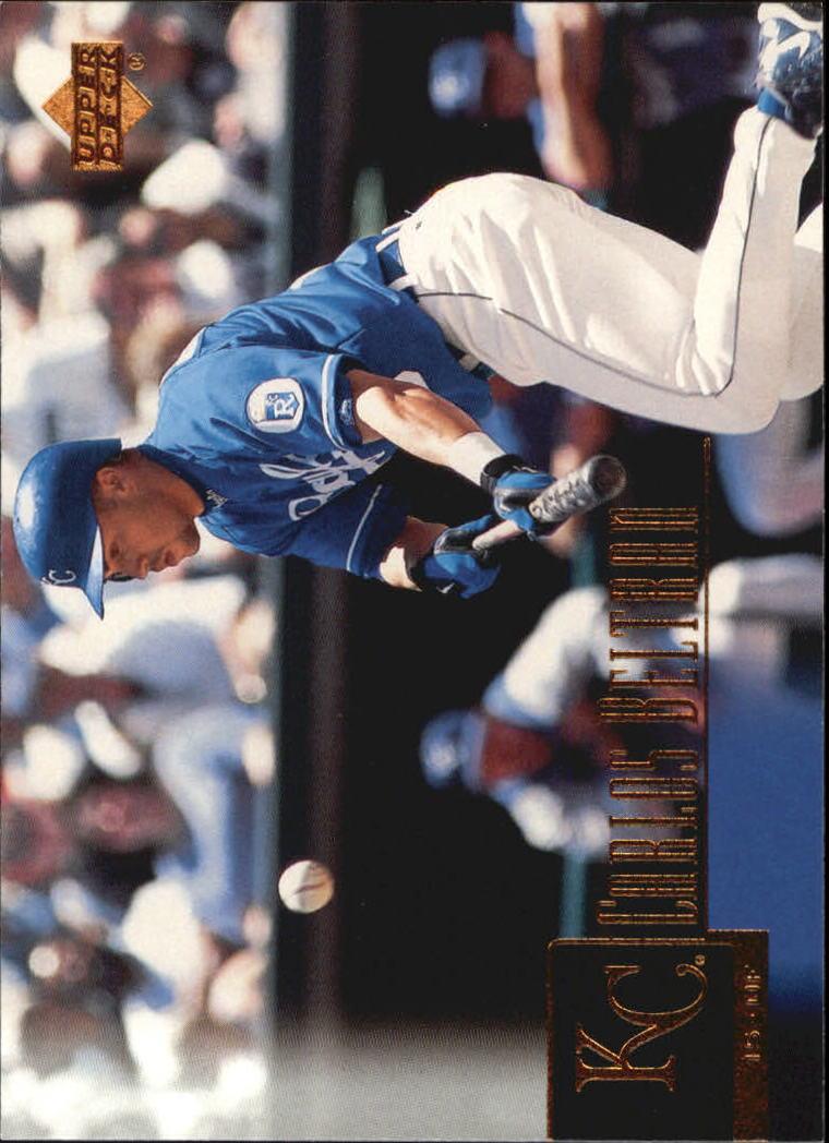 2001 Upper Deck #111 Carlos Beltran
