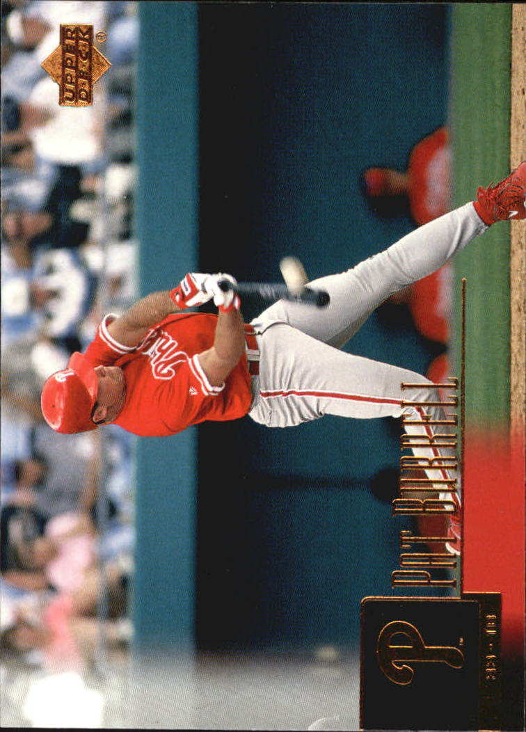 2001 Upper Deck #238 Pat Burrell