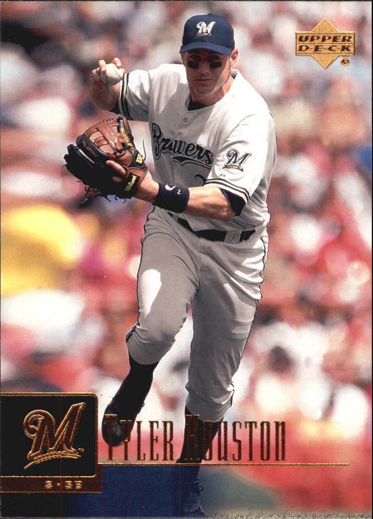 2001 Upper Deck #378 Tyler Houston