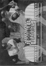 2002 Donruss Best of Fan Club Double Features Lumber #DF5 Troy Glaus/Darin Erstad
