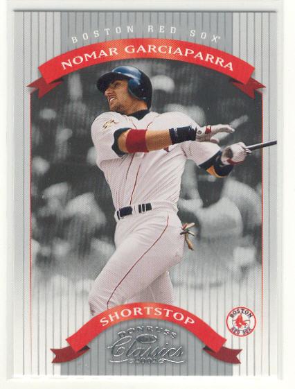 2002 Donruss Classics #17 Nomar Garciaparra