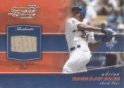 2002 Playoff Piece of the Game Materials #2A Adrian Beltre Bat