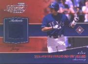 2002 Playoff Piece of the Game Materials #4A Alex Rodriguez Jsy