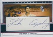 2002 SP Legendary Cuts Autographs #LAP Luke Appling/53