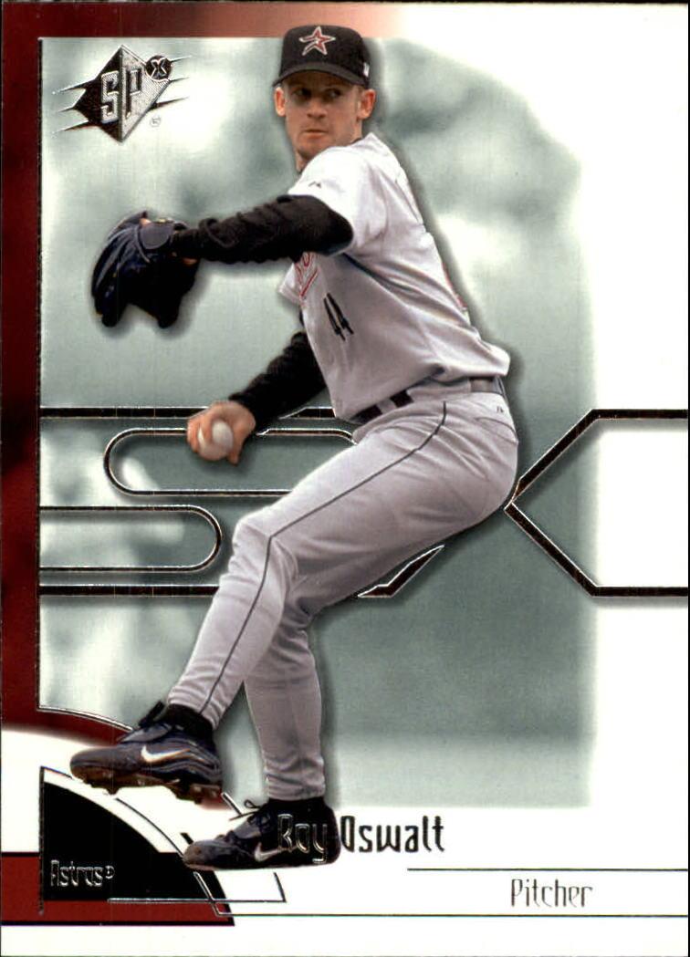 2002 SPx #44 Roy Oswalt