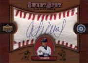 2002 Sweet Spot Signatures #IS Ichiro Suzuki/145