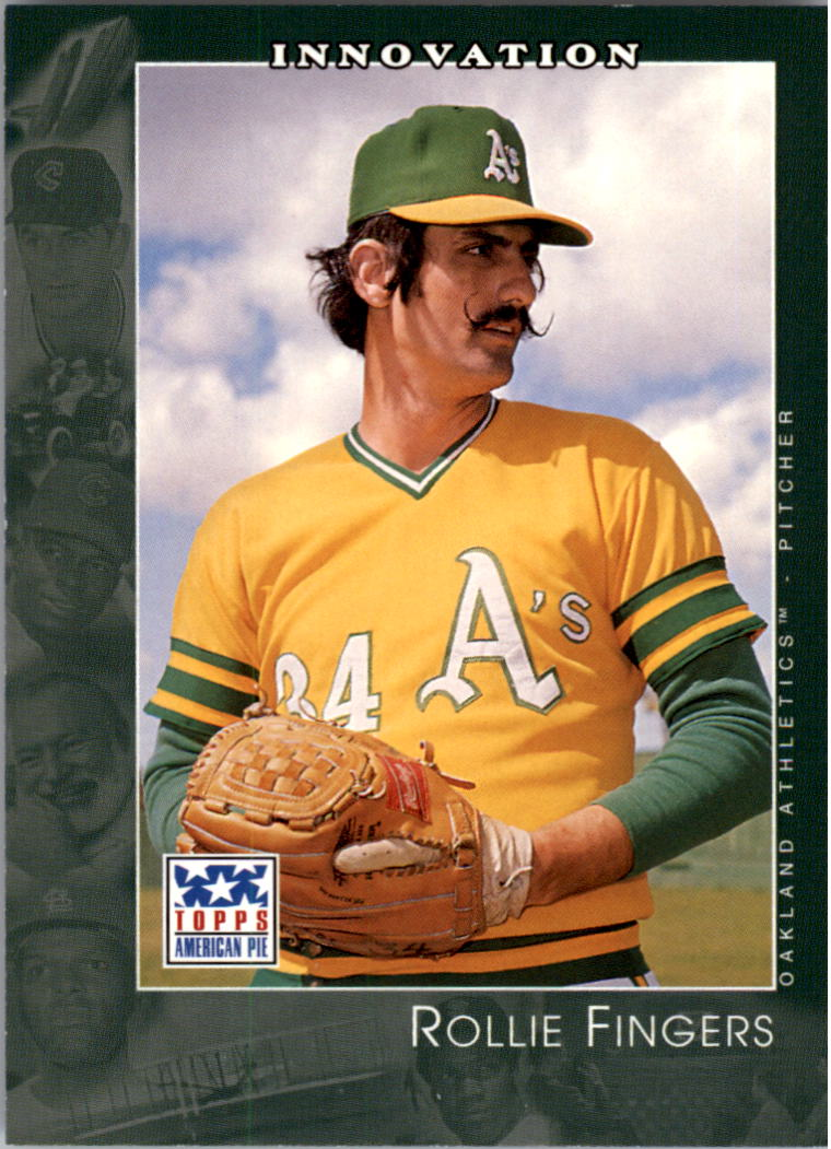 2002 Topps American Pie #27 Rollie Fingers