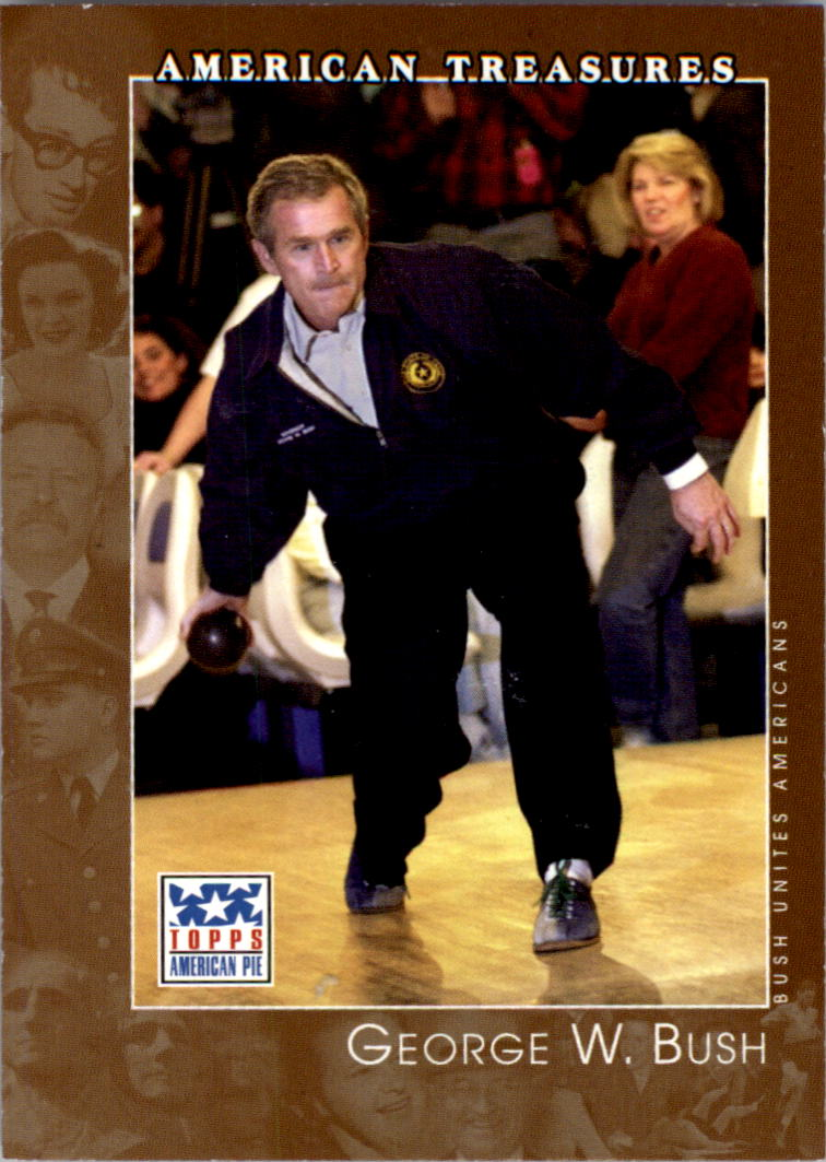 2002 Topps American Pie #150 George W. Bush