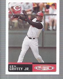 2002 Topps Total #503 Ken Griffey Jr.