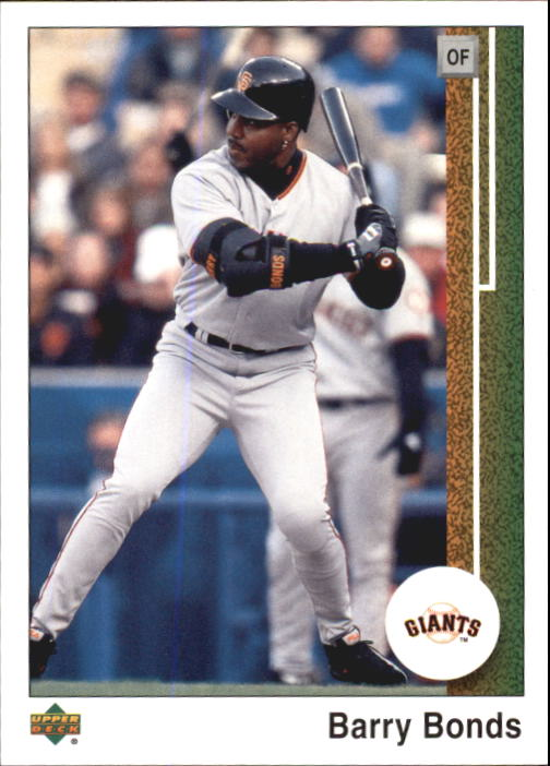 2002 UD Authentics #136 Barry Bonds