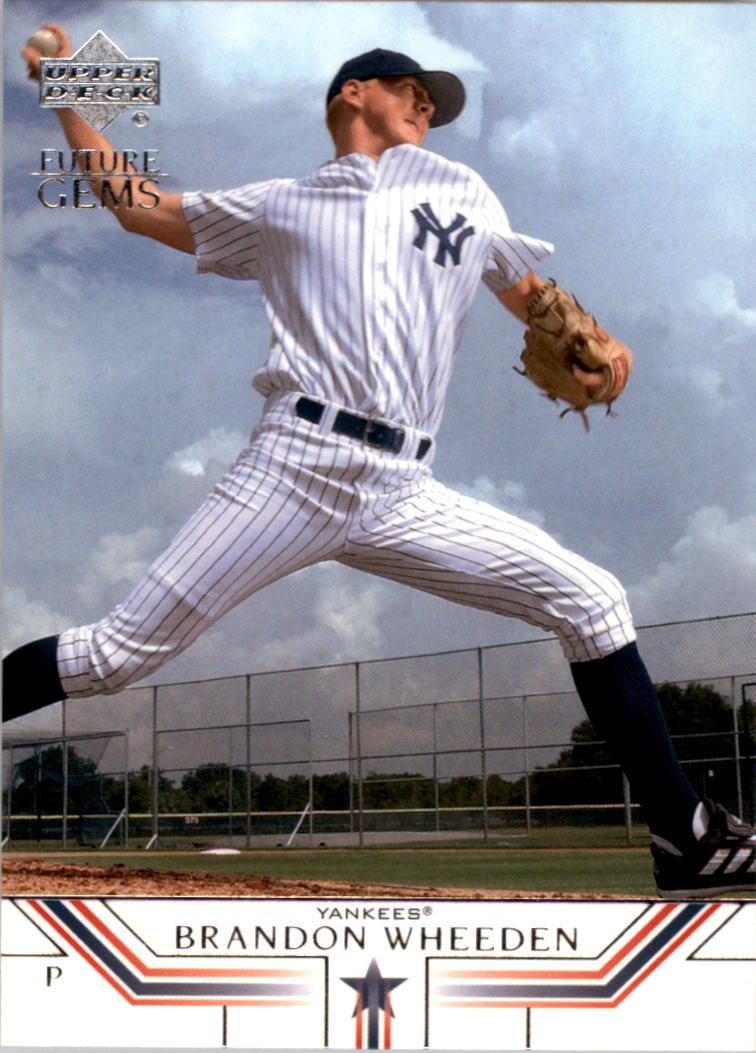 2002 Upper Deck Prospect Premieres #31 Brandon Weeden XRC