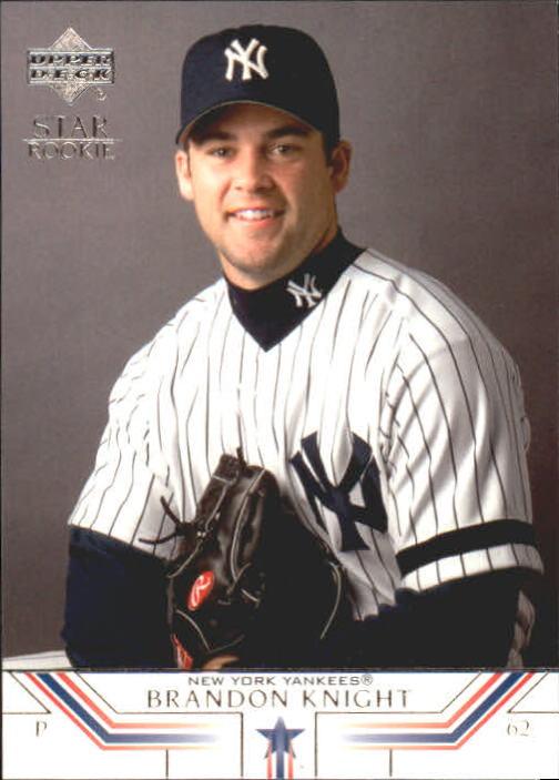 2002 Upper Deck #24 Brandon Knight SR