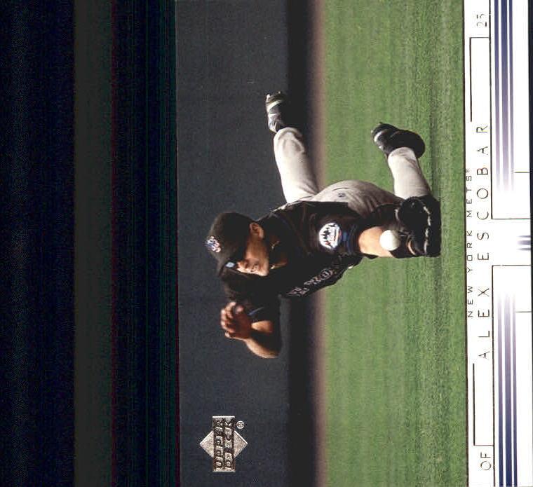 2002 Upper Deck #389 Alex Escobar