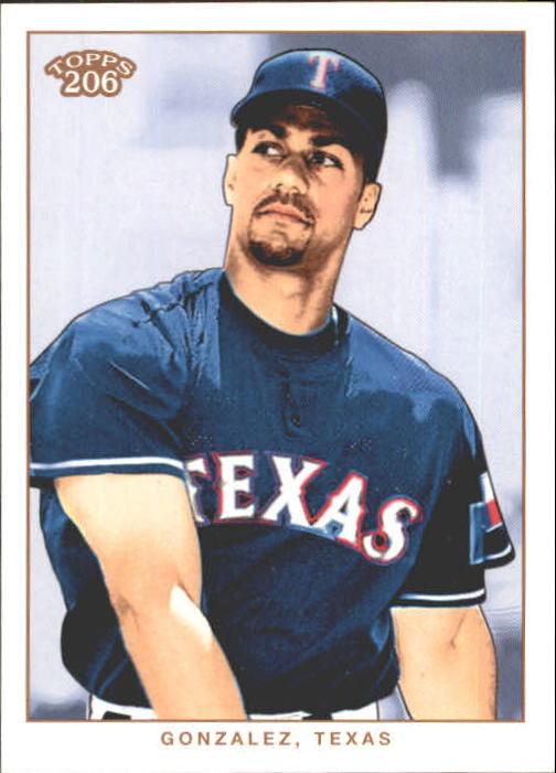 2002 Topps 206 #5 Juan Gonzalez