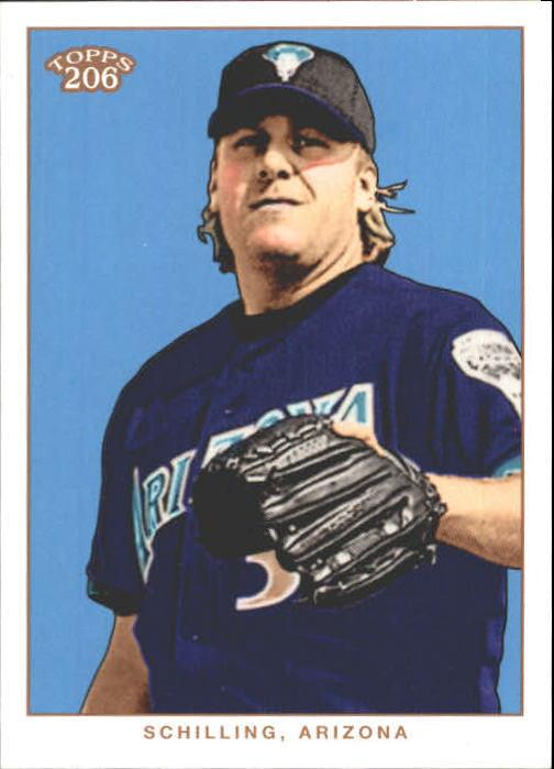 2002 Topps 206 #16 Curt Schilling