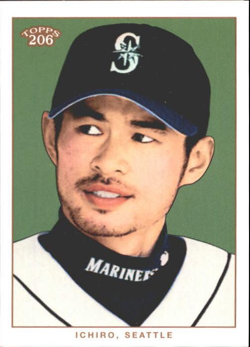 2002 Topps 206 #22 Ichiro Suzuki