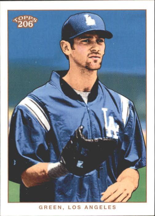 2002 Topps 206 #25 Shawn Green