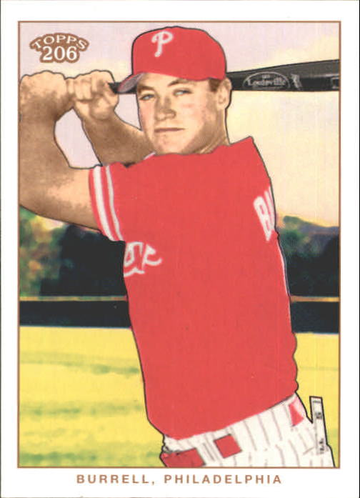 2002 Topps 206 #123 Pat Burrell