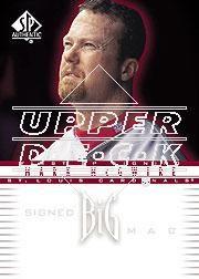 2002 SP Authentic Signed Big Mac #MM2 Mark McGwire/25