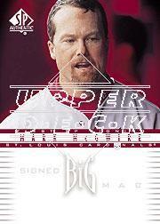 2002 SP Authentic Signed Big Mac #MM3 Mark McGwire/5