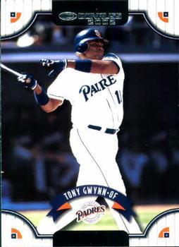 2002 Donruss #19 Tony Gwynn