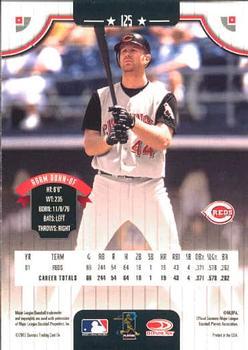 2002 Donruss #125 Adam Dunn back image